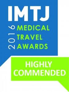 IMTJ 2016 Awards helvetic clinics